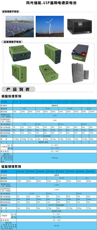 河北省太阳能光伏蓄电池